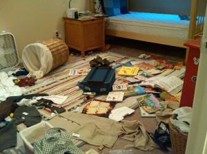 Ripken's Bedroom