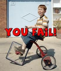 #Fail!